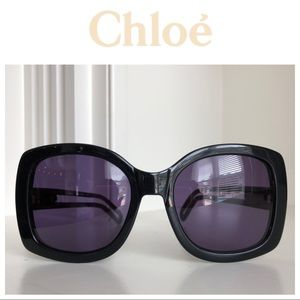 CHLOE Oversized Square CL2123 Sunglasses